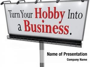 Hobby turn your into business