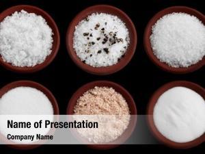 Plates six terracotta different salt