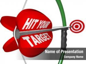 Hit arrow words your target