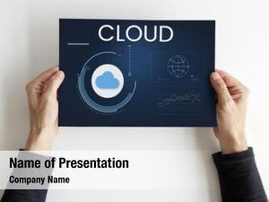 Online cloud network storage database