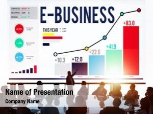 Communication e business global e commerce web