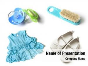 Hairbrush, pacifiers, baby baby girl