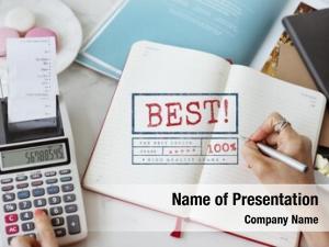 Certificate best choice seller
