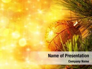 Tree image christmas branch golden