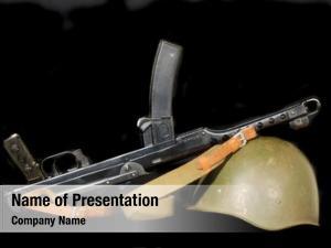 Weapon soviet ww2 infantry