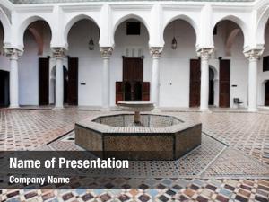 Dar moroccan architecture makhzen museum,