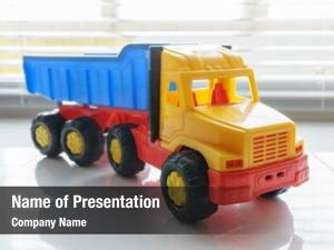 Truck, toy ttipper industrial vehicle,