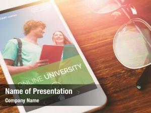 Add online university against high