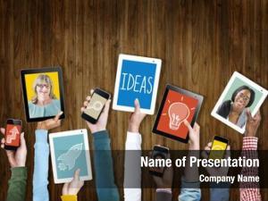 Vision digital devices creativity planning