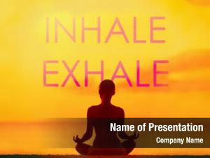 Inhale yoga quote exhale breathing
