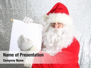 His santa claus naughty nice