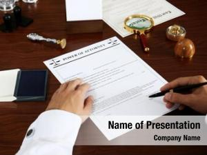 Confidential notary public signing