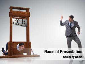 Dealing businessman unsuccessfully business problems