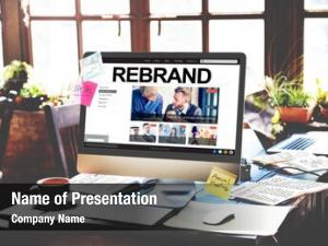 Marketing re brand strategy image corporate