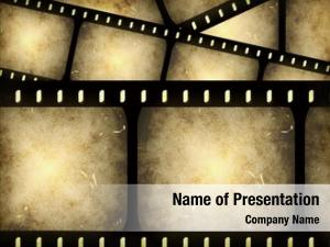 Movie abstract composition frames film