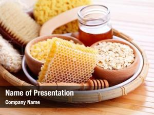 Treatment honey spa beauty treatment