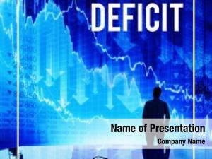 Loss deficit financial debt crisis