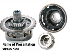 Car genuine used transmission gears,