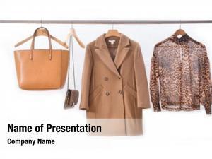 Pattern female leopard clothes, long