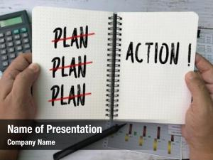 Time enought planning, action