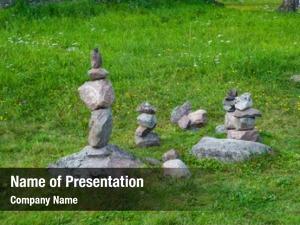 Stones, pebble gray heap stones,