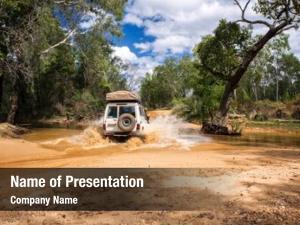 – western australia flooded outback