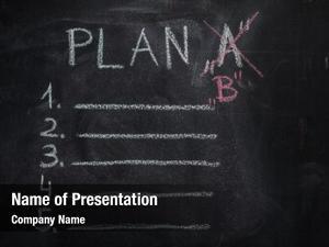 List plan