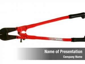 Used pair well bolt cutters