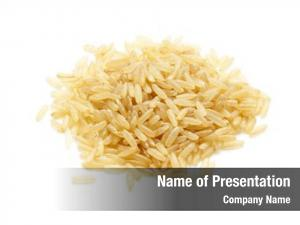 Long grain heap parboiled rice white