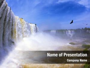 Iguazu waterfall world