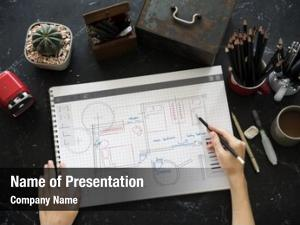 Brainstorming floor plan ideas sharing