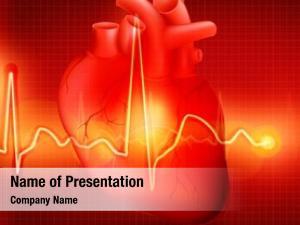 Bitmap heart cardiogram, copy