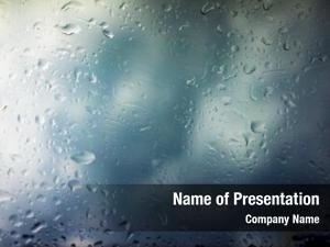 Background, storm clouds drops rain