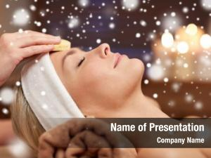 Spa, people, beauty, cosmetology relaxation
