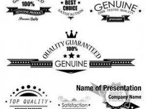 Labels premium quality collection retro