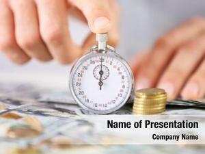 Concept time money