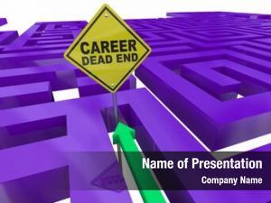 End career dead sign promotion