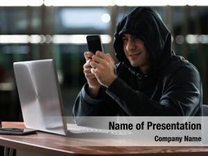 Smartphone hacker using