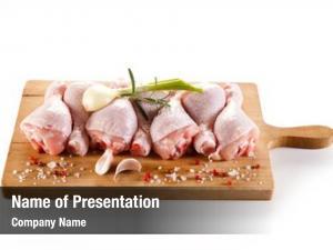 Chicken fresh raw legs