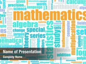 Abstract mathematics studies math background