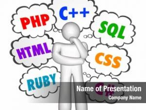 Thought programming languages clouds php