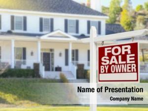 Real sale owner estate sign