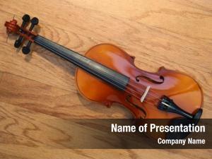 Violin 3/4 size lays hard