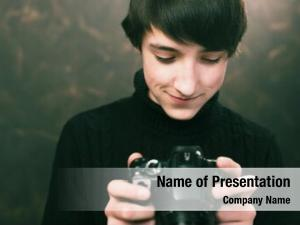 Compact teenager digital camera