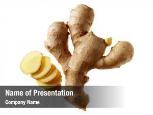 Root, fresh ginger cooking ingredient