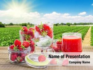 Fresh strawberry smoothie berries strawberry