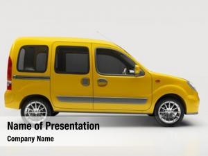 Small light commercial van (escort