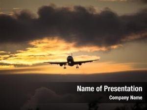 Plane photography air sunset sky