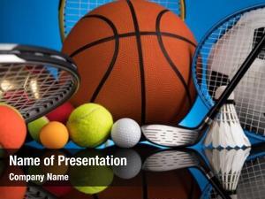 Balls sport equipment