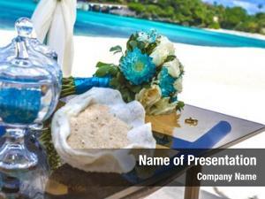 Venue, beach wedding wedding setup,